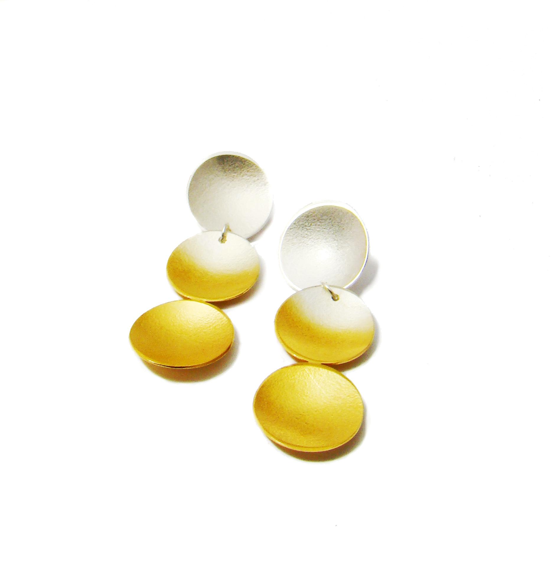 Kokkino Triple drop earrings.jpg