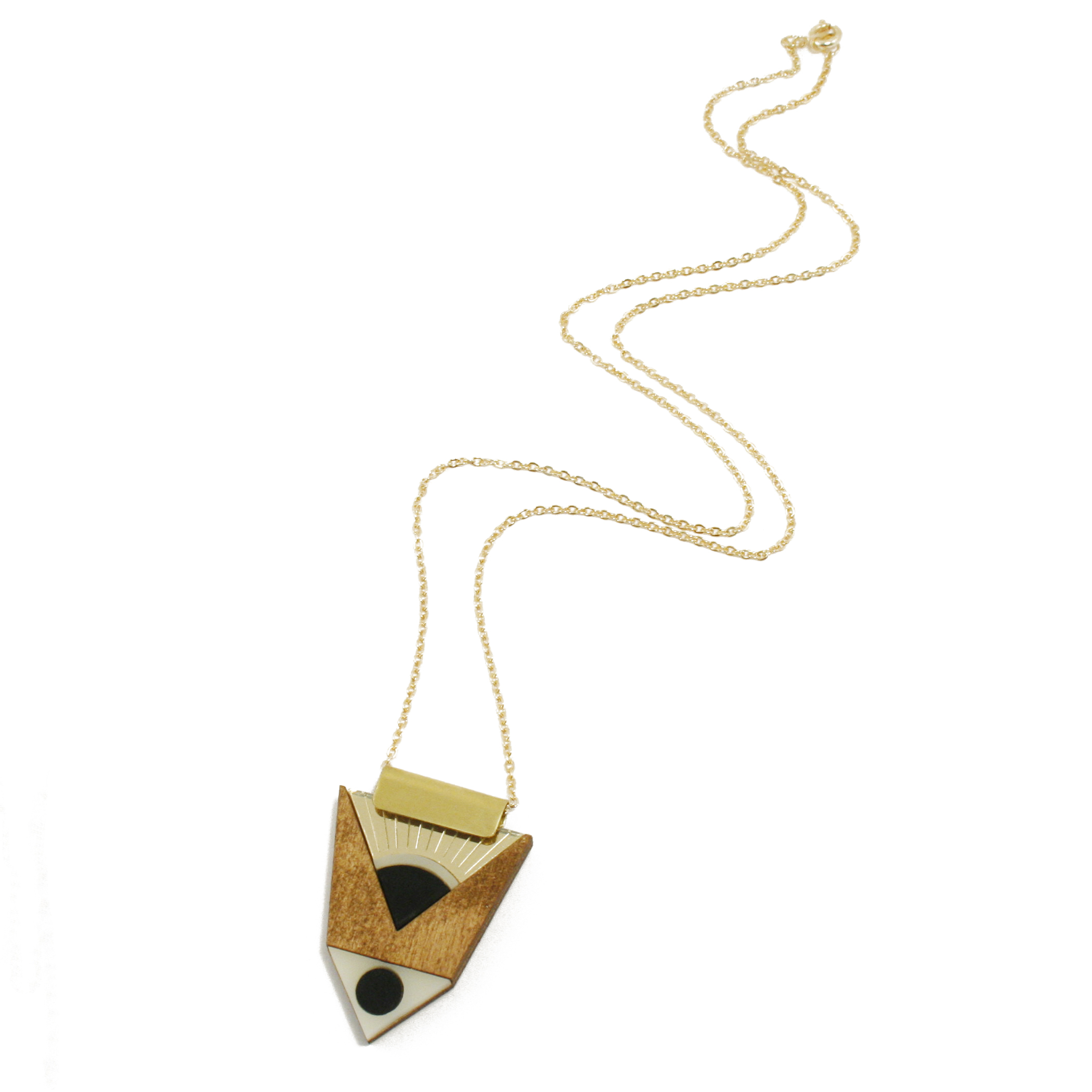 Wolf & Moon Amulet Necklace Gold Top_Cream Tip.jpg