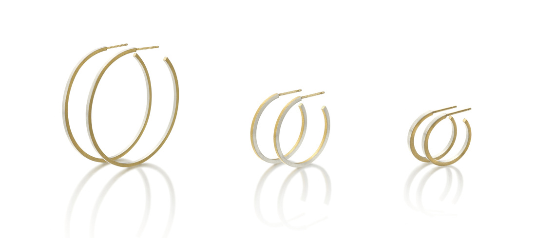 Catherine Hendy gold plated hoops.jpg