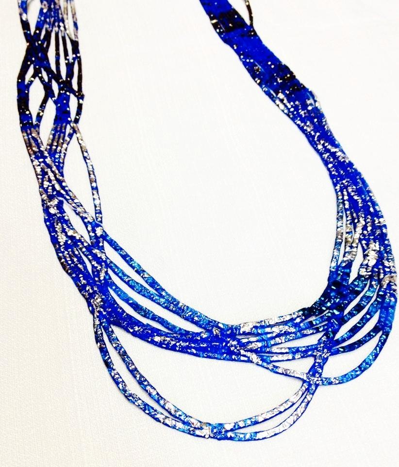 Si Sabato Sillicon necklace