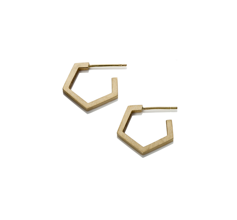 Emma Farquharson 18ct yellow gold large pentagon hoop earrings.jpg