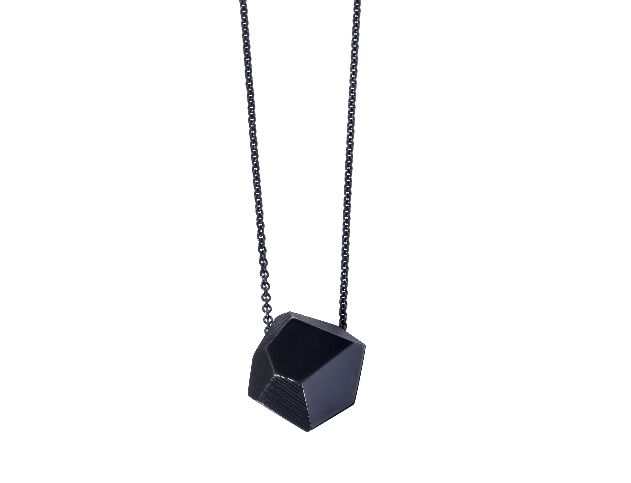 Emma Farquharson F1 medium faceted pendant black ruthenium plate.jpg