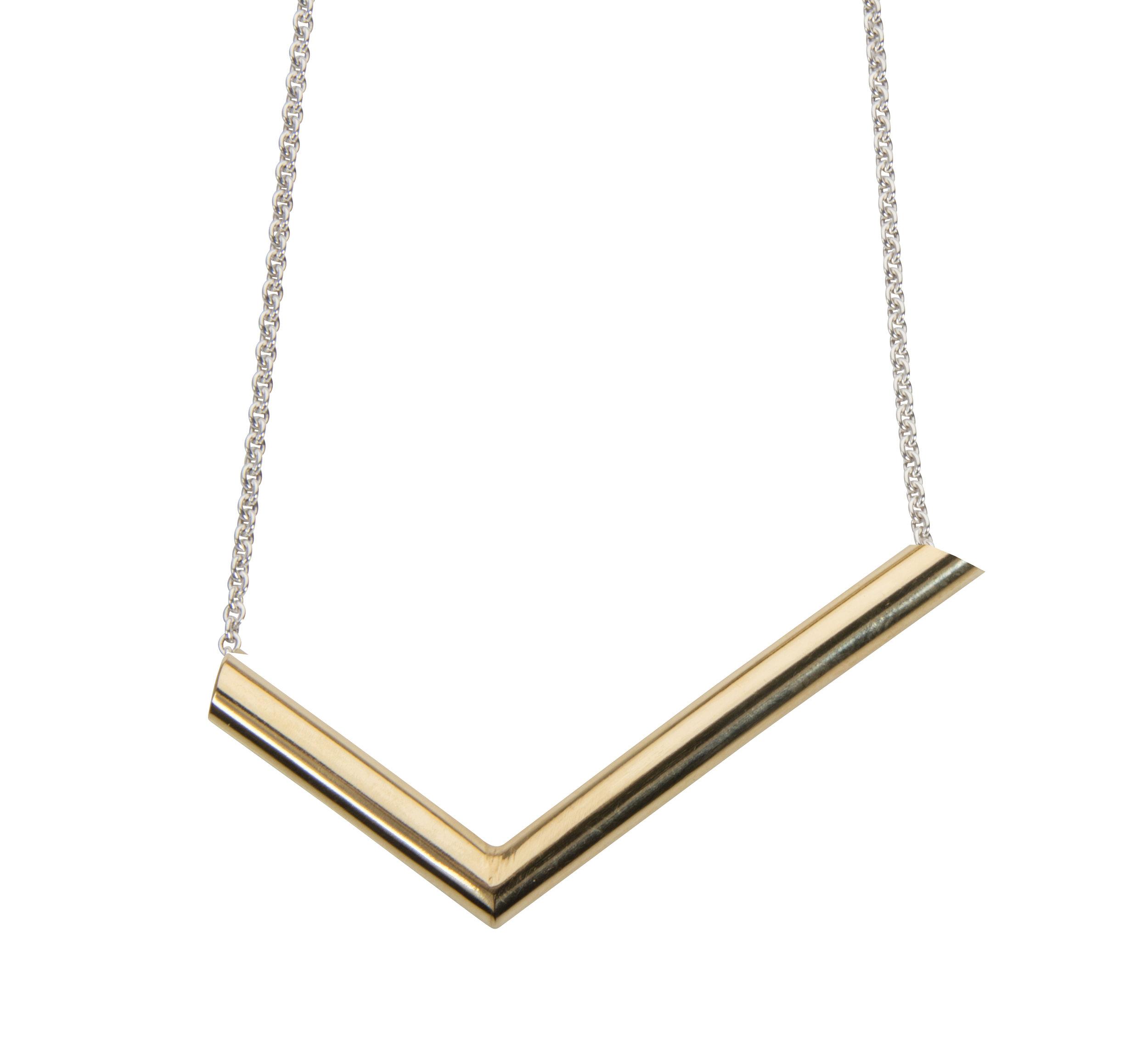 Emma Farquharson Gold 108 degree angle pendant large.jpg