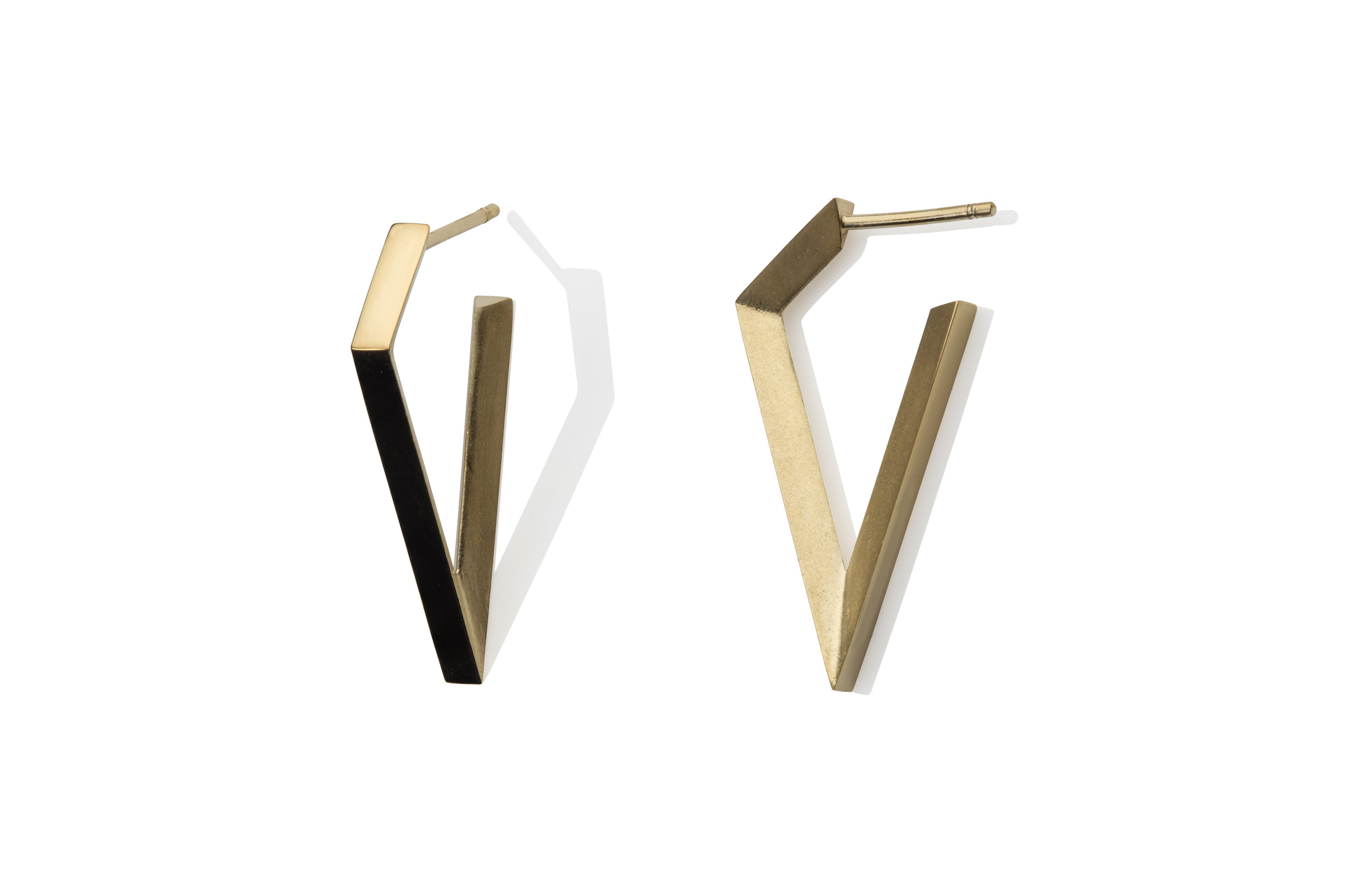 Emma Farquharson gold triangular hoop earrings.jpg