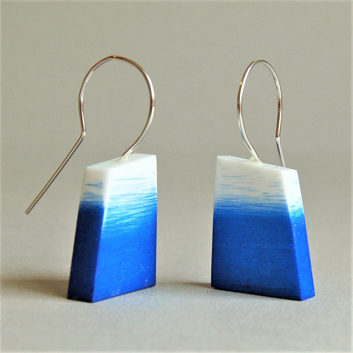 Sarah Packington blue graffiti earrings .jpg
