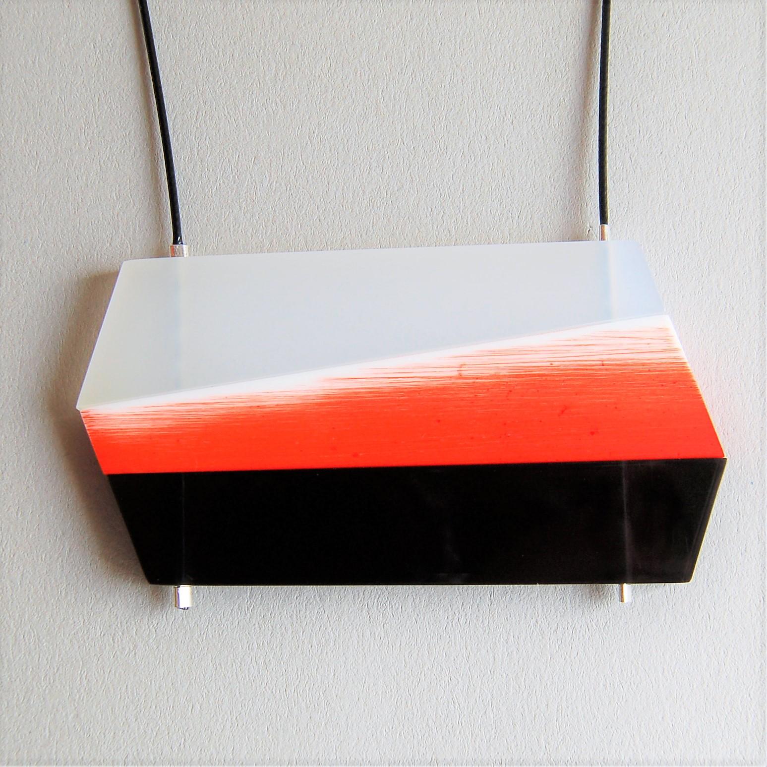 Sarah Packington orange graffiti necklace.jpg