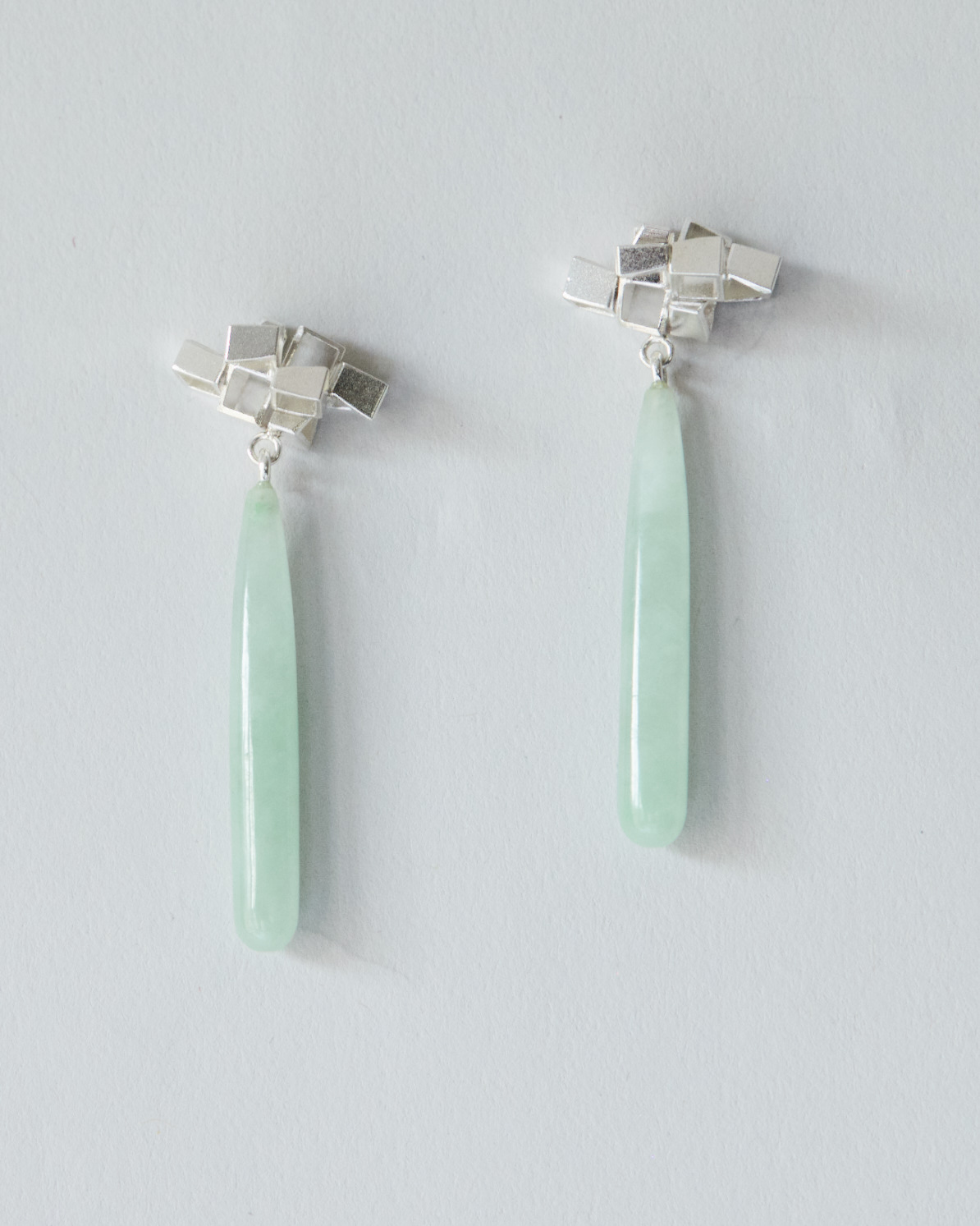 Alma Sophia Design-multi cluster earrings with Jade.jpg