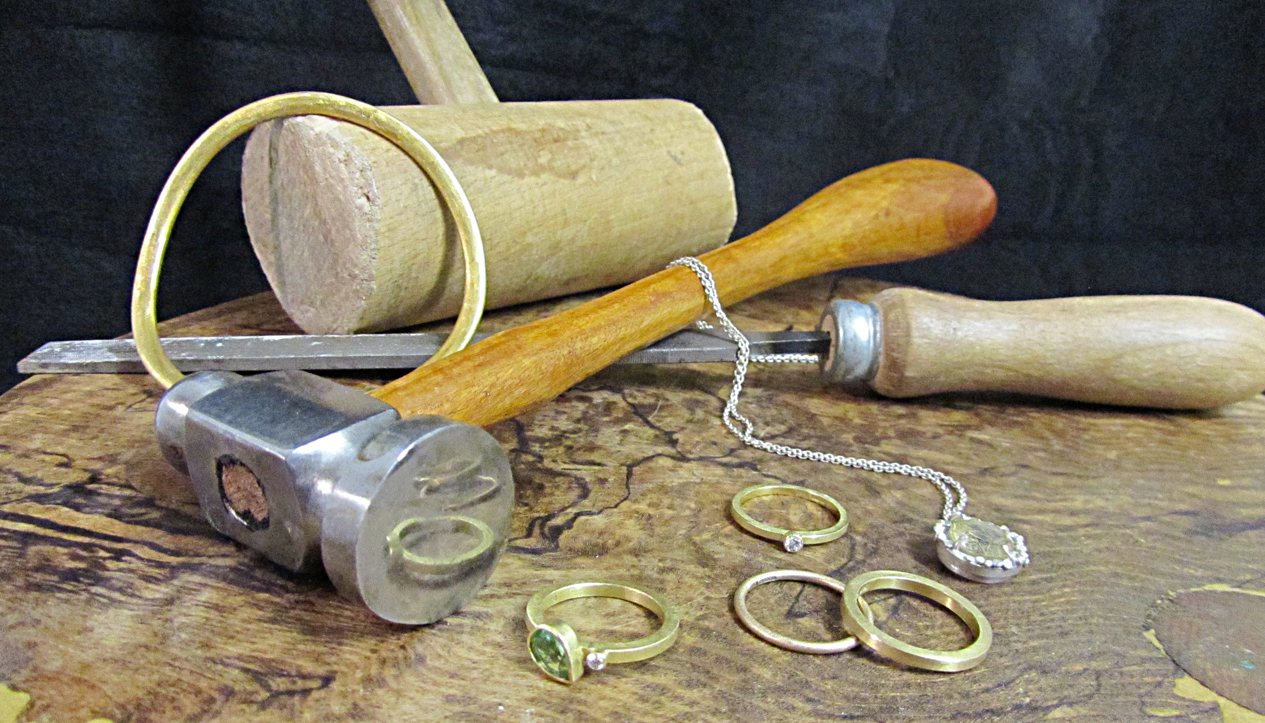 Bespoke commisions with our on site goldsmith - get in touch -