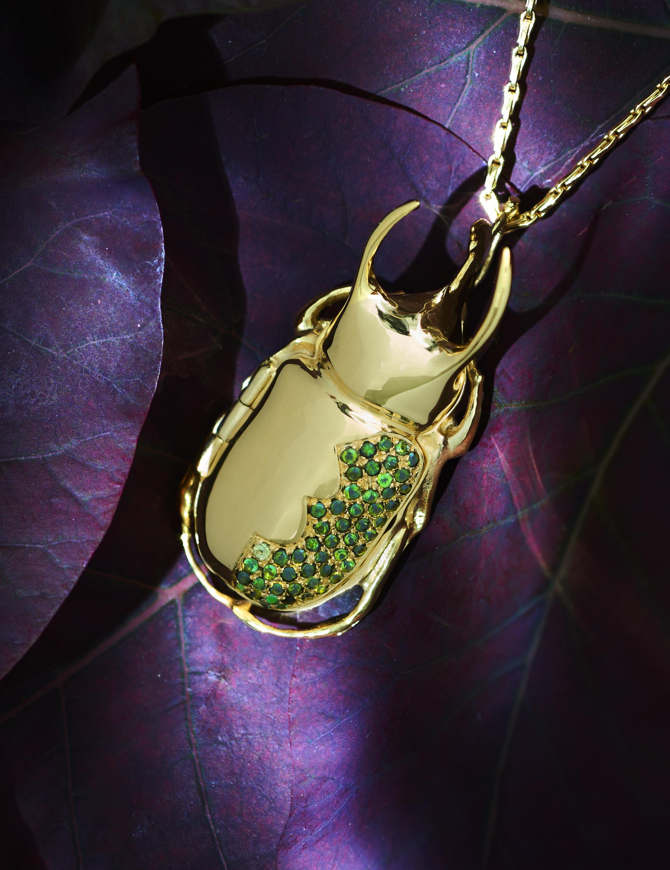 Green  tourmaline pendant.jpg
