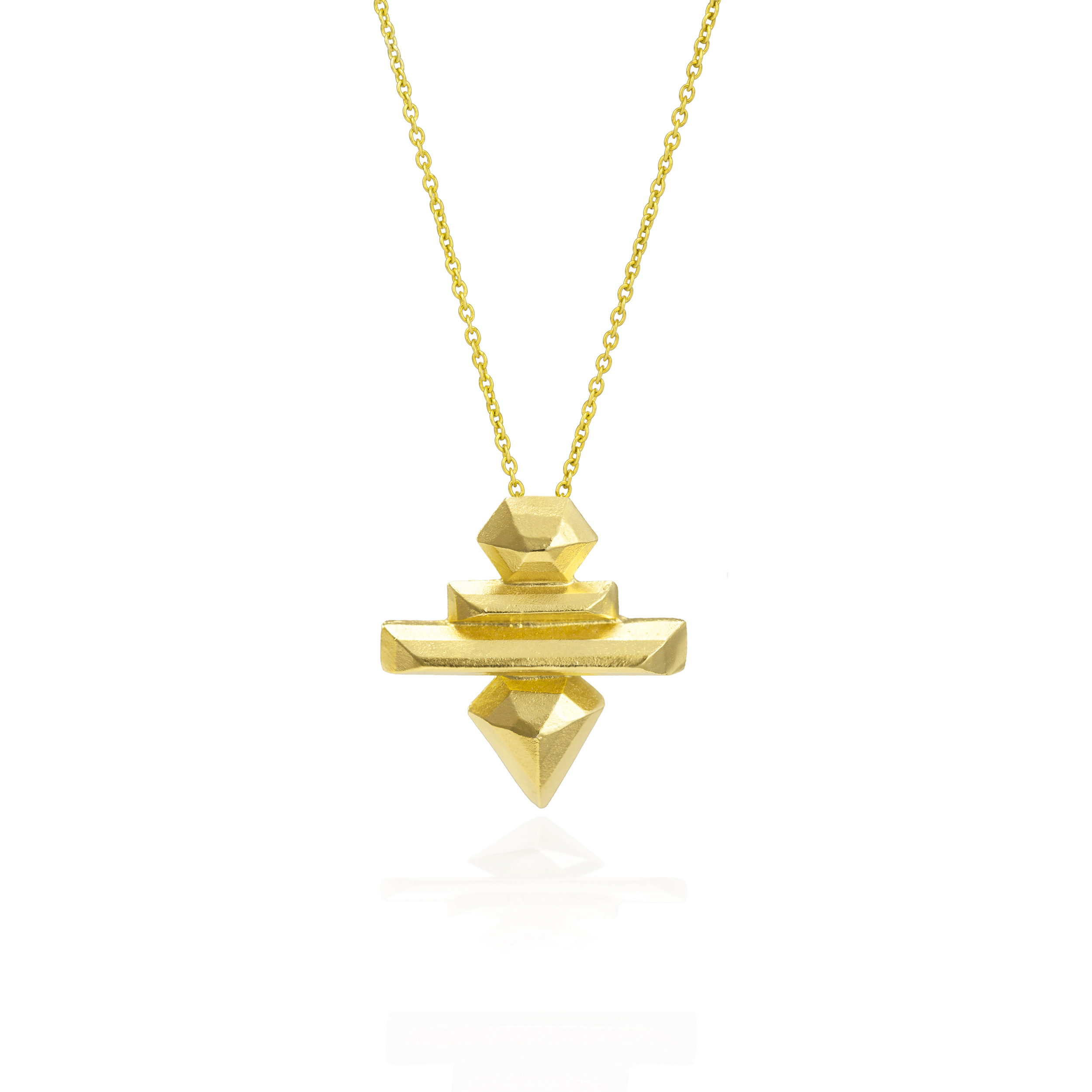 WWAN(1), Cosmo Necklace in Gold, 2016, £218 .jpg