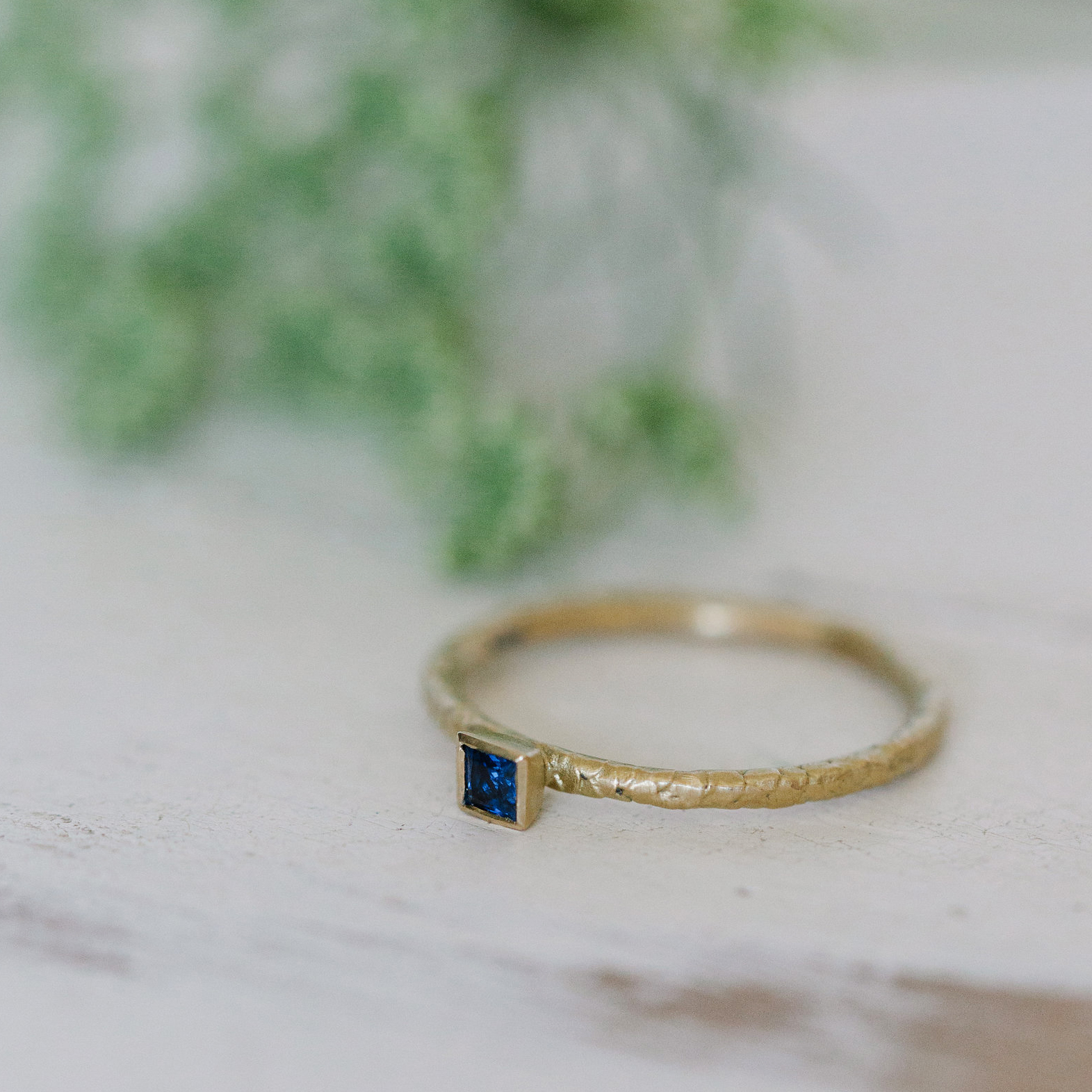alison macleod 18 Catkin Square Sapphire Stacking Ring main.jpg