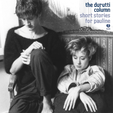 Post Punk Manchester band The Durutti Column are Holly's music of choice in the studio.
