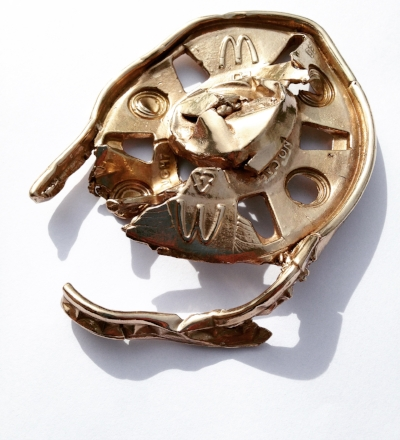 Bronze Object,  Corrina Goutos