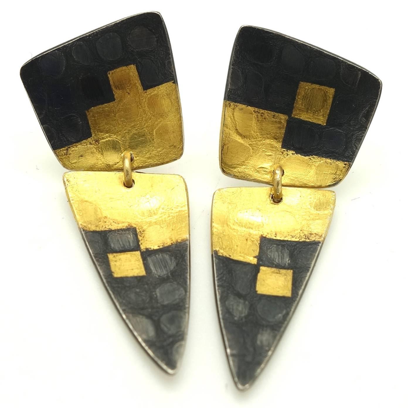 gill wing jessica briggs black damask earrings.jpg