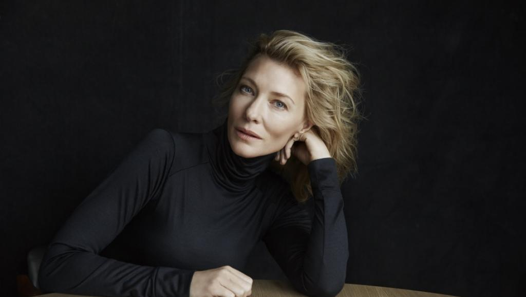 Cate Blanchett, one of Catherine's dream clients