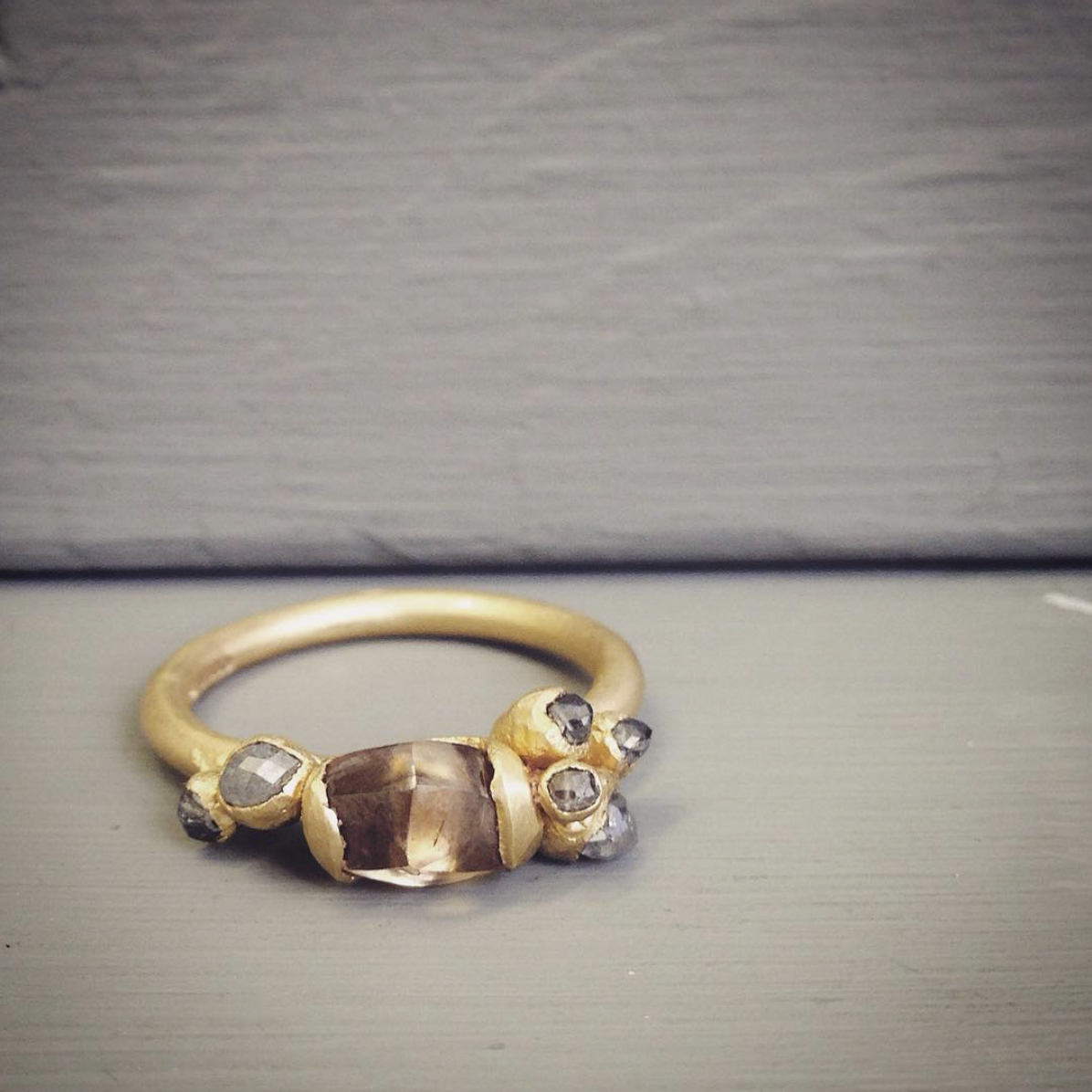 Raw Diamond Ring - first fine jewellery piece I made was this design many years ago.png