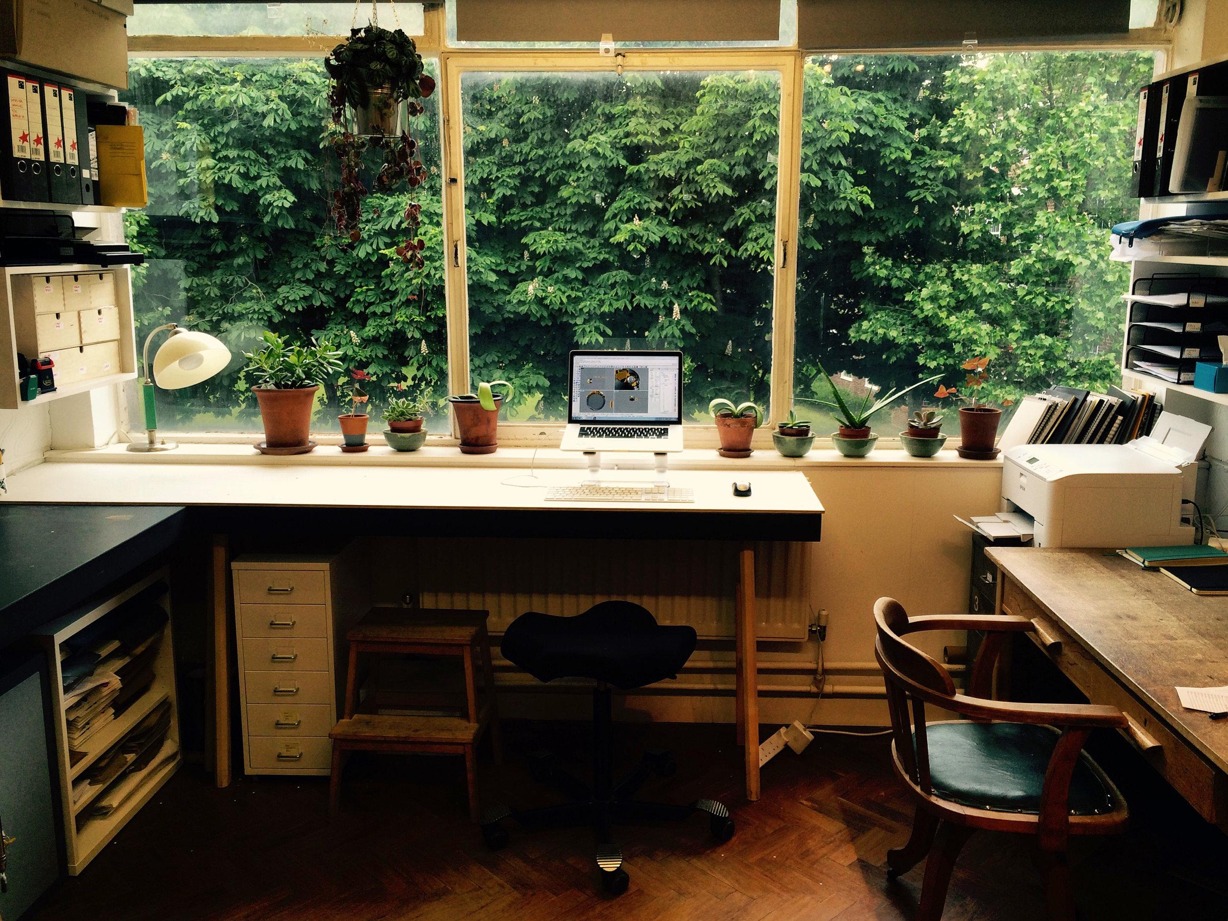 Jo Hayes Ward - studio.jpg