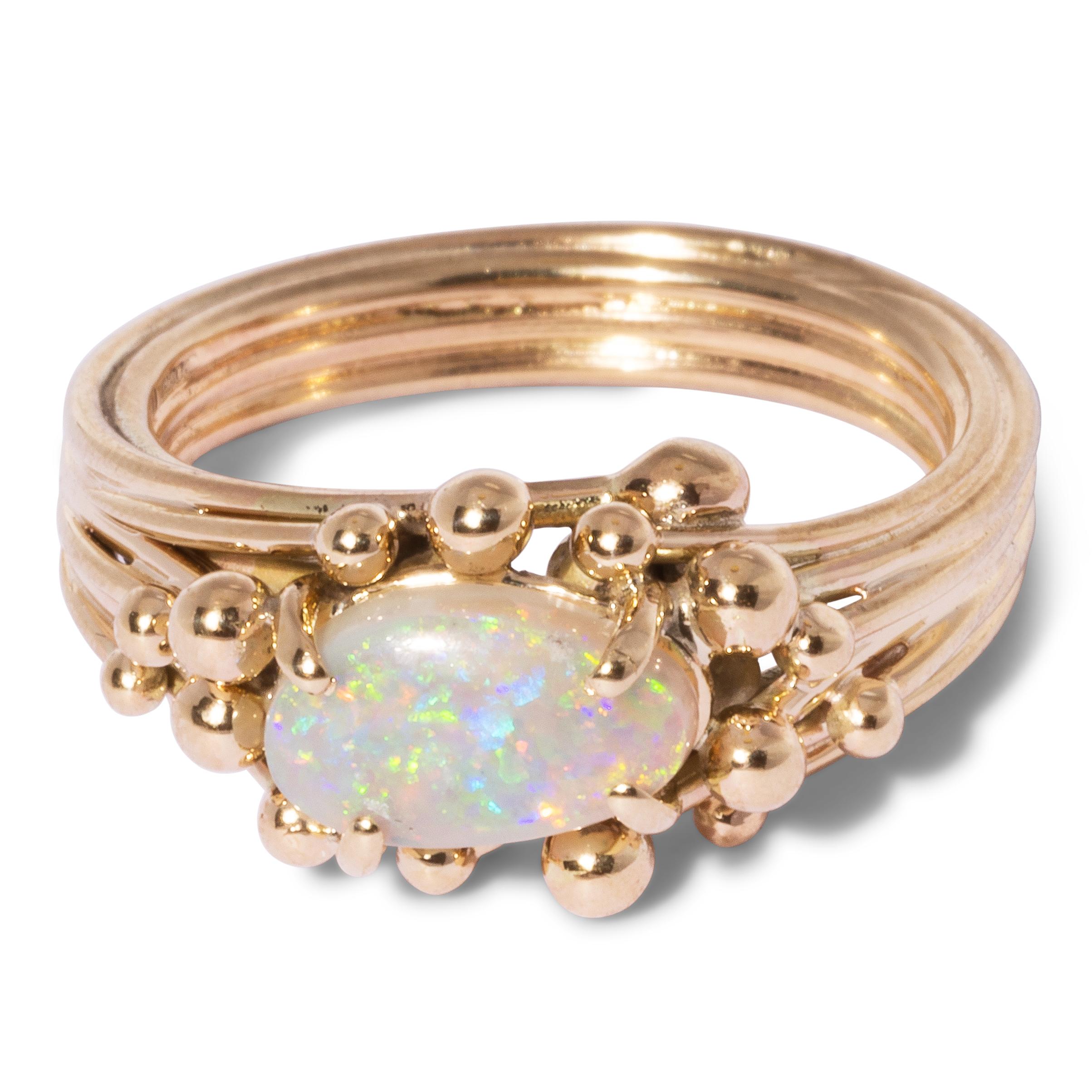 Yen Jewellery 18ct gold ring