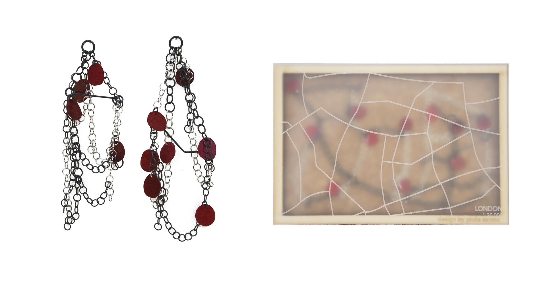 Giulia Savino - London detail + packaging - earrings - silver, tin.jpg