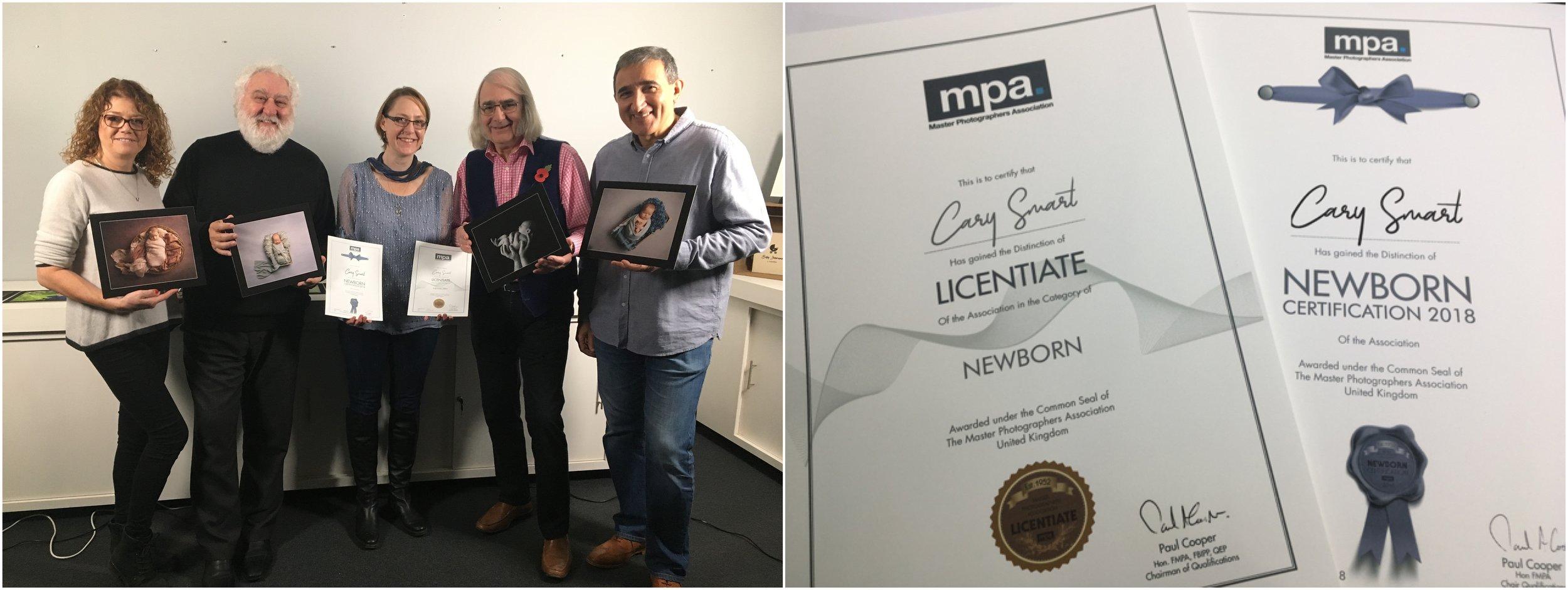 LMPA & Newborn Safety Certificate