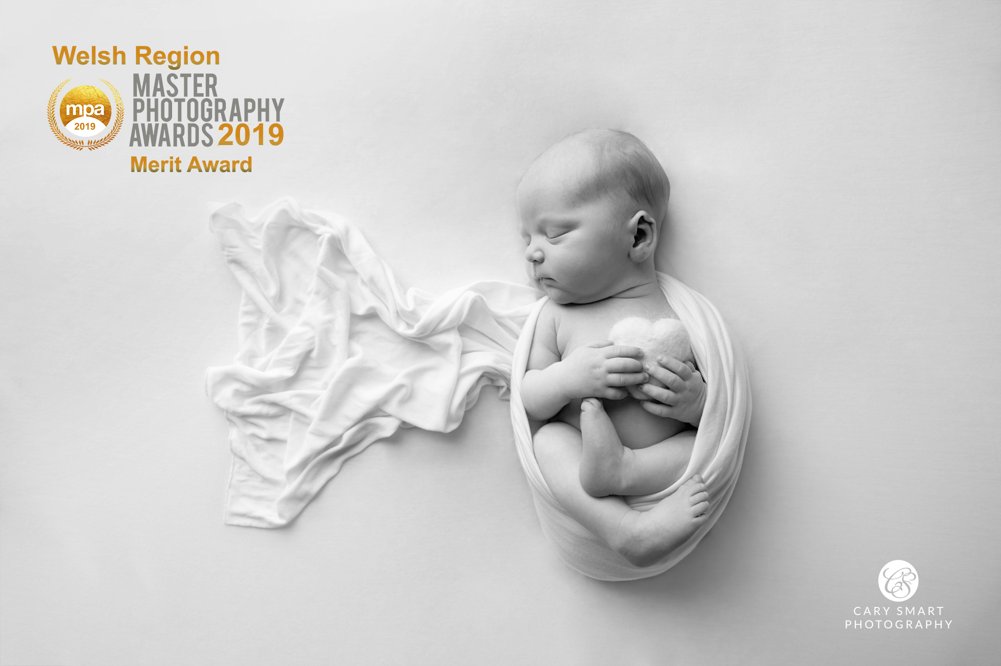 Merit Award in Category Newborn Portrait