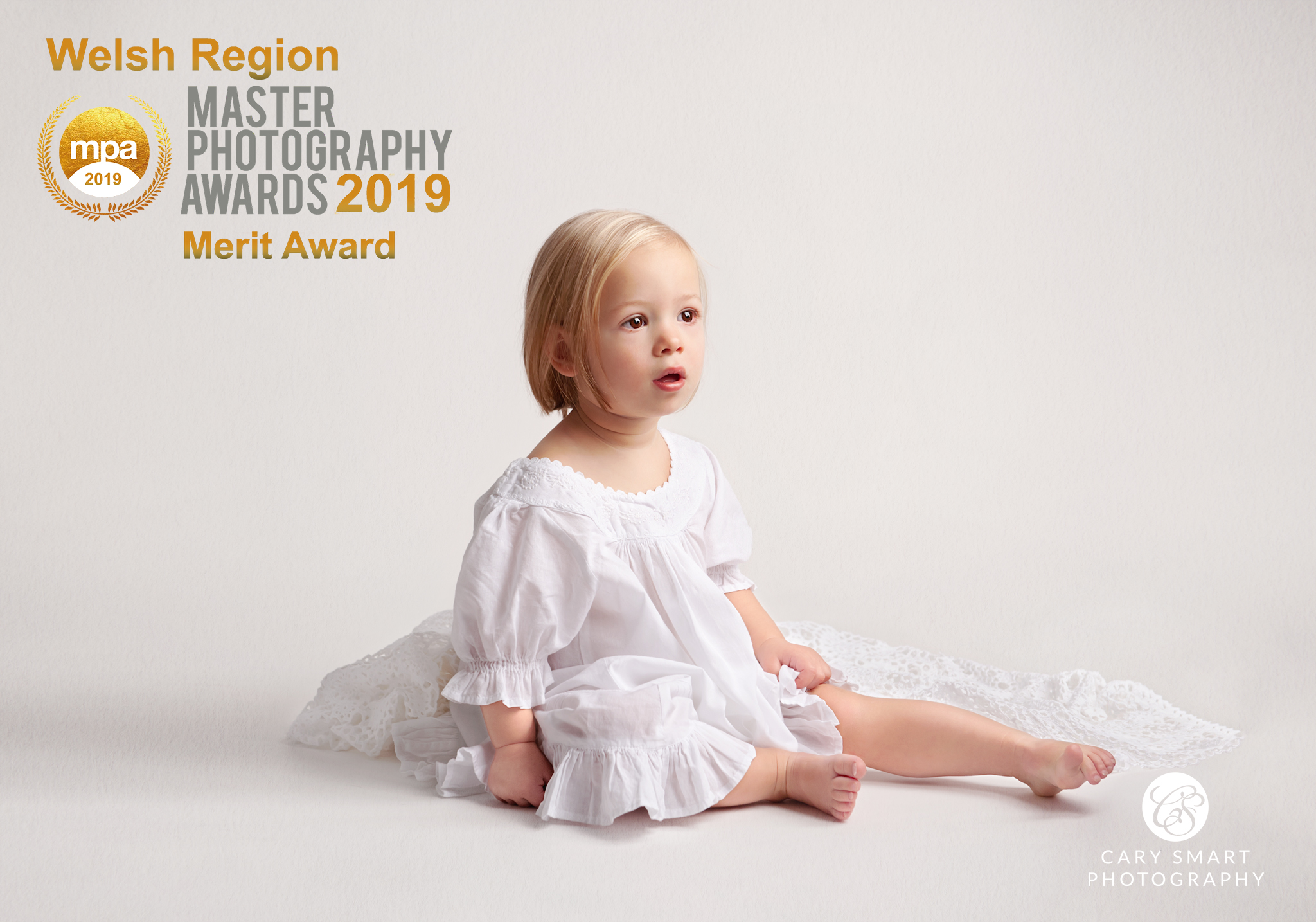 Merit Award in Category Under 5s Portrait