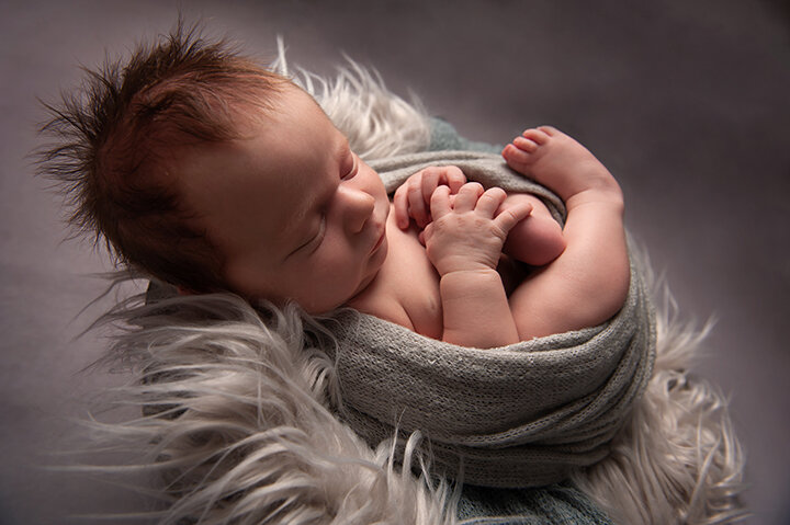 Newborn photographer Chepstow