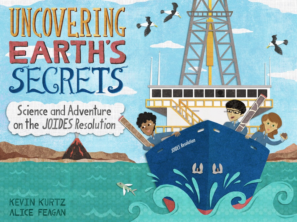 Uncovering Earth's Secrets cover
