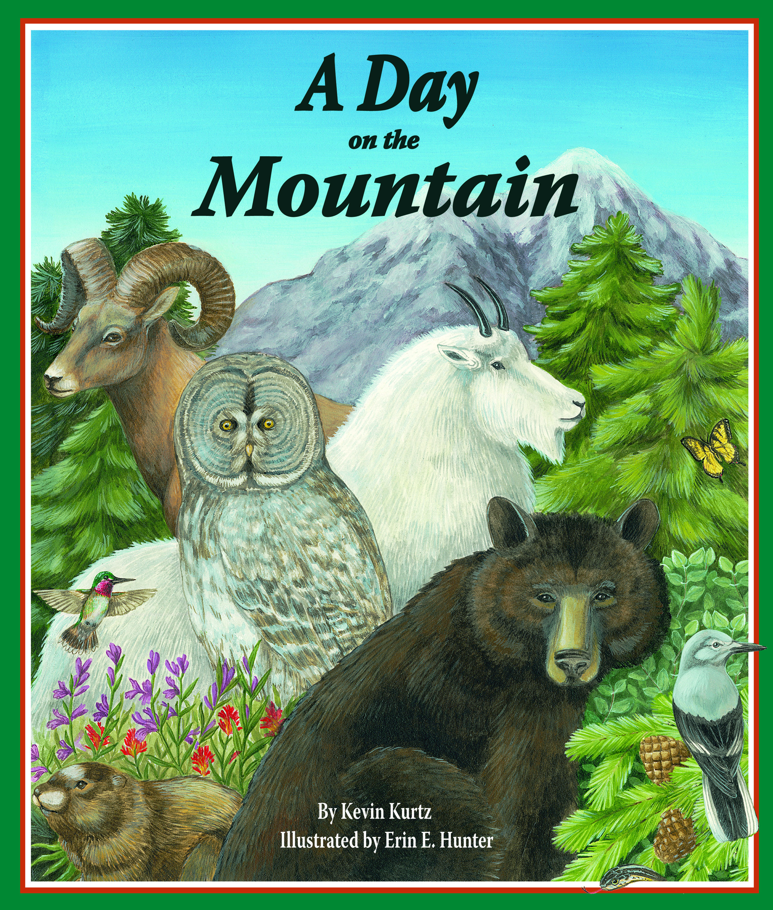 A Day on the Mountain cover