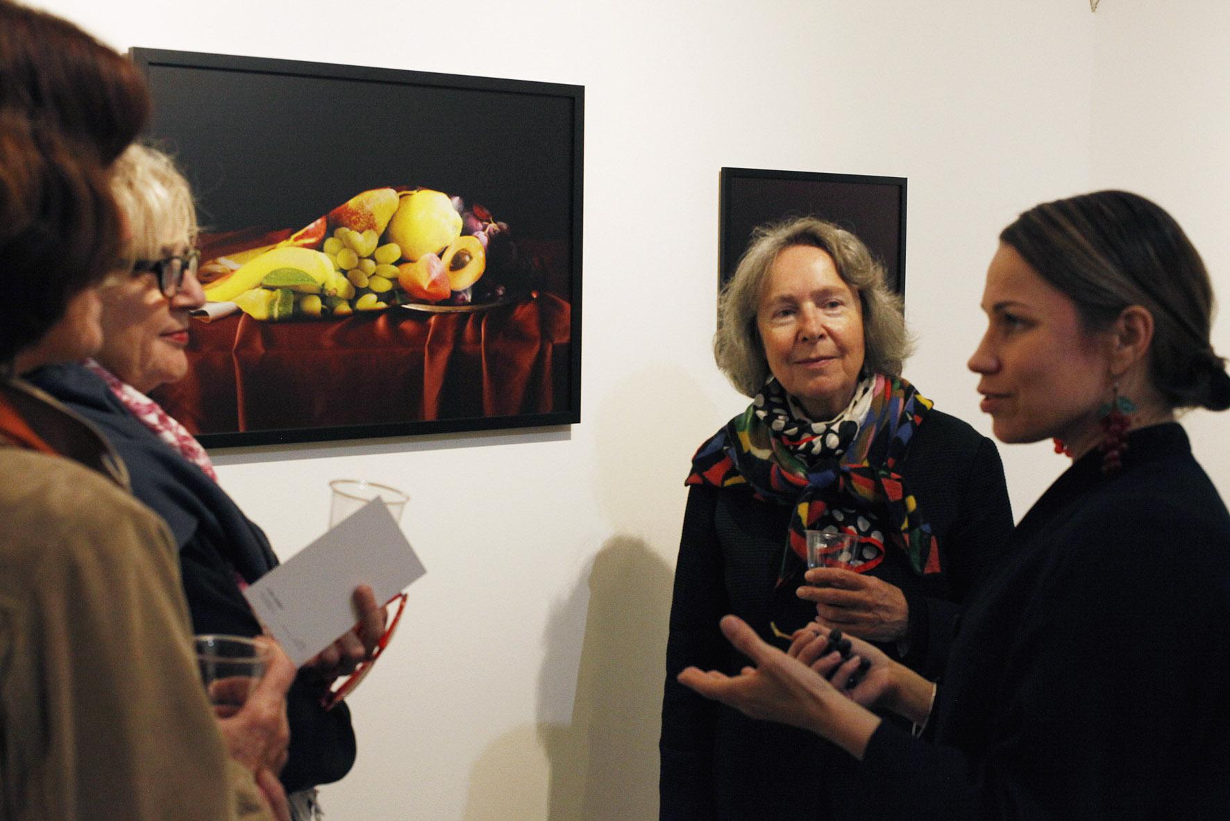 21st Century Still Life- exhibition at Galerie Le Magasin de Jouets, Arles, France.