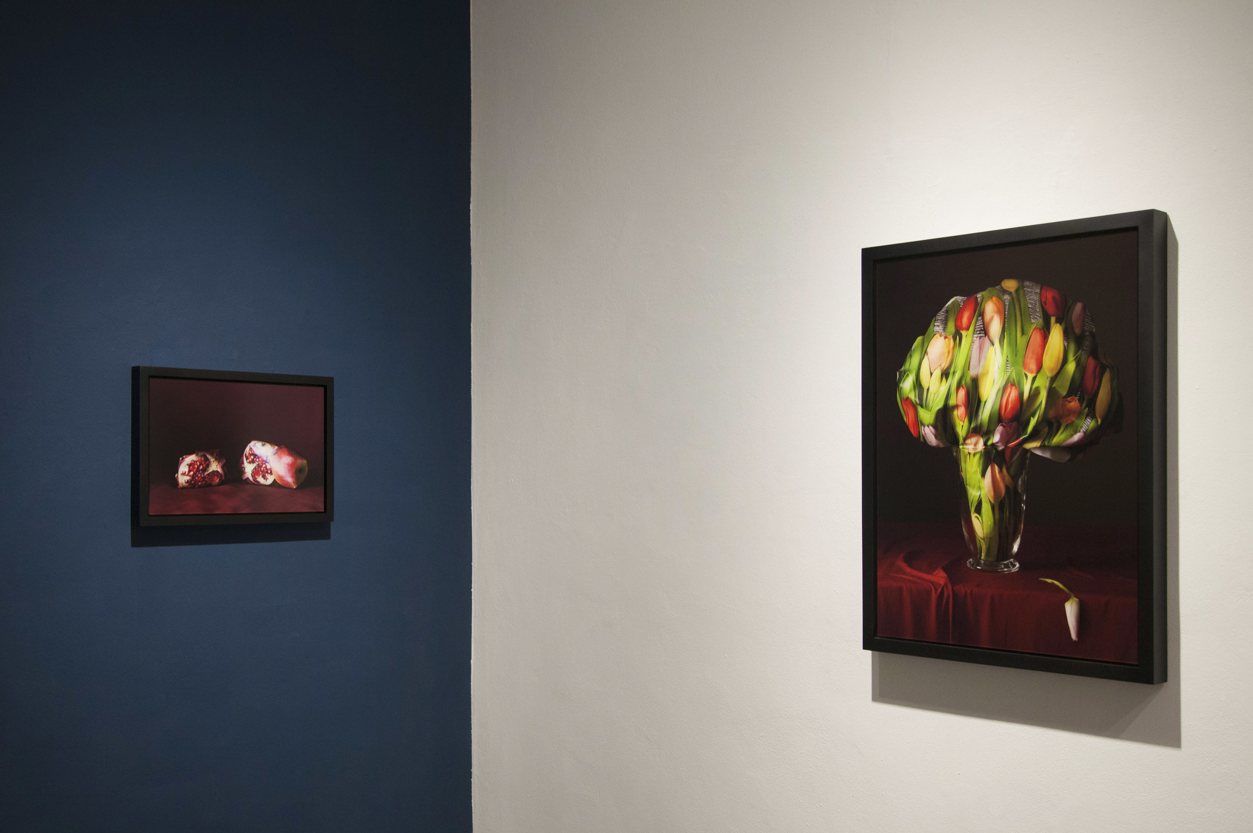 'Dark Matter' exhibition, gallery LaBottegalab, Marina di Pietrasanta, Italy 2017