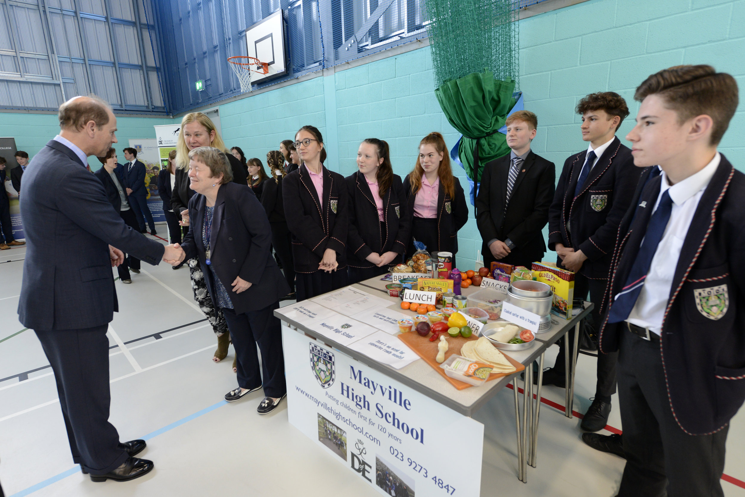 Mayville High School Duke of Edinburgh Award Scheme