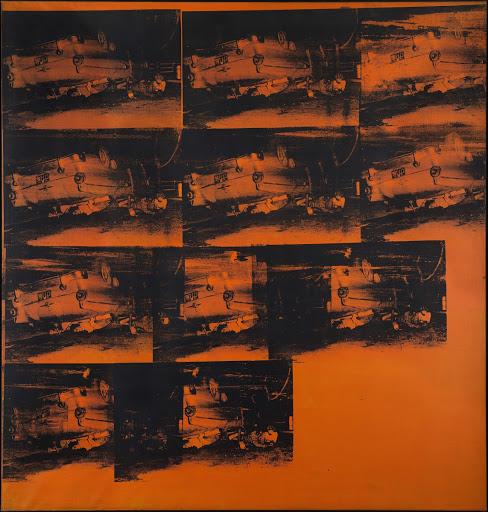 Andy Warhol 6 Aug 1928 - 22 Feb 1987