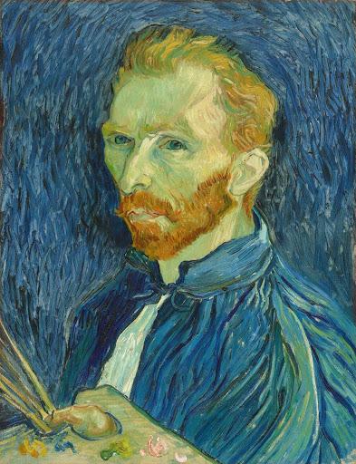 Vincent van Gogh 30 Mar 1853 - 29 Jul 1890