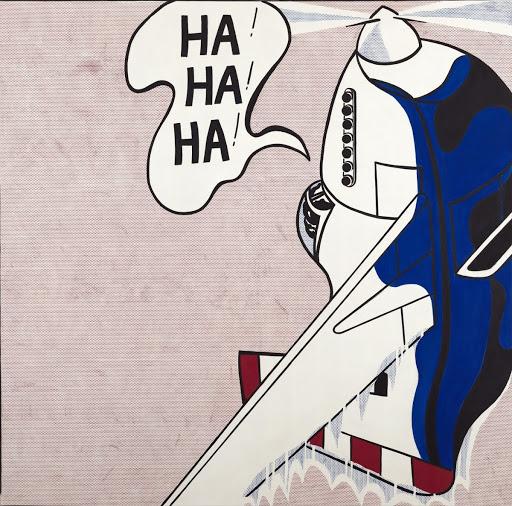 Roy Lichtenstein 27 Oct 1923 - 29 Sep 1997