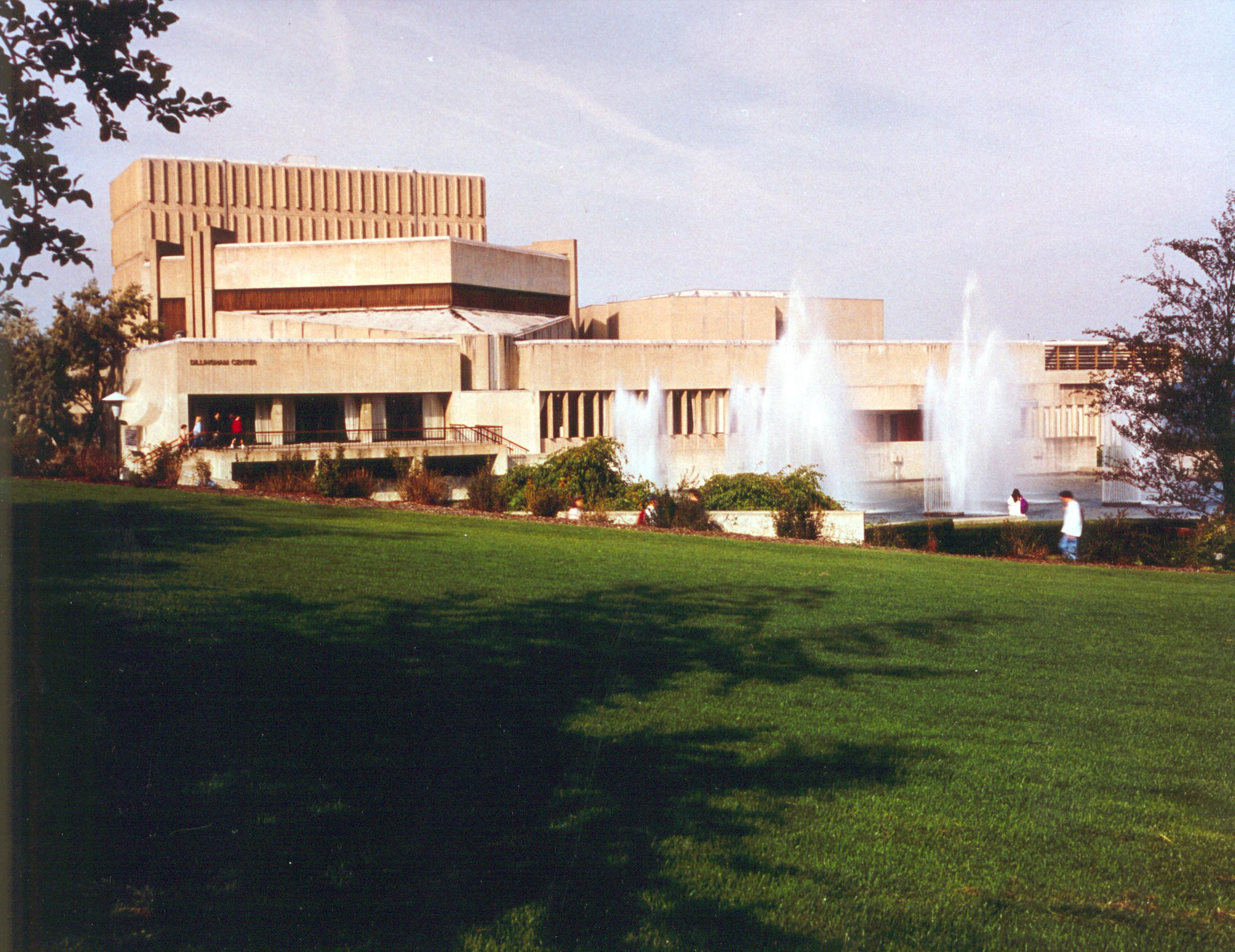 Dillingham, Ithaca College