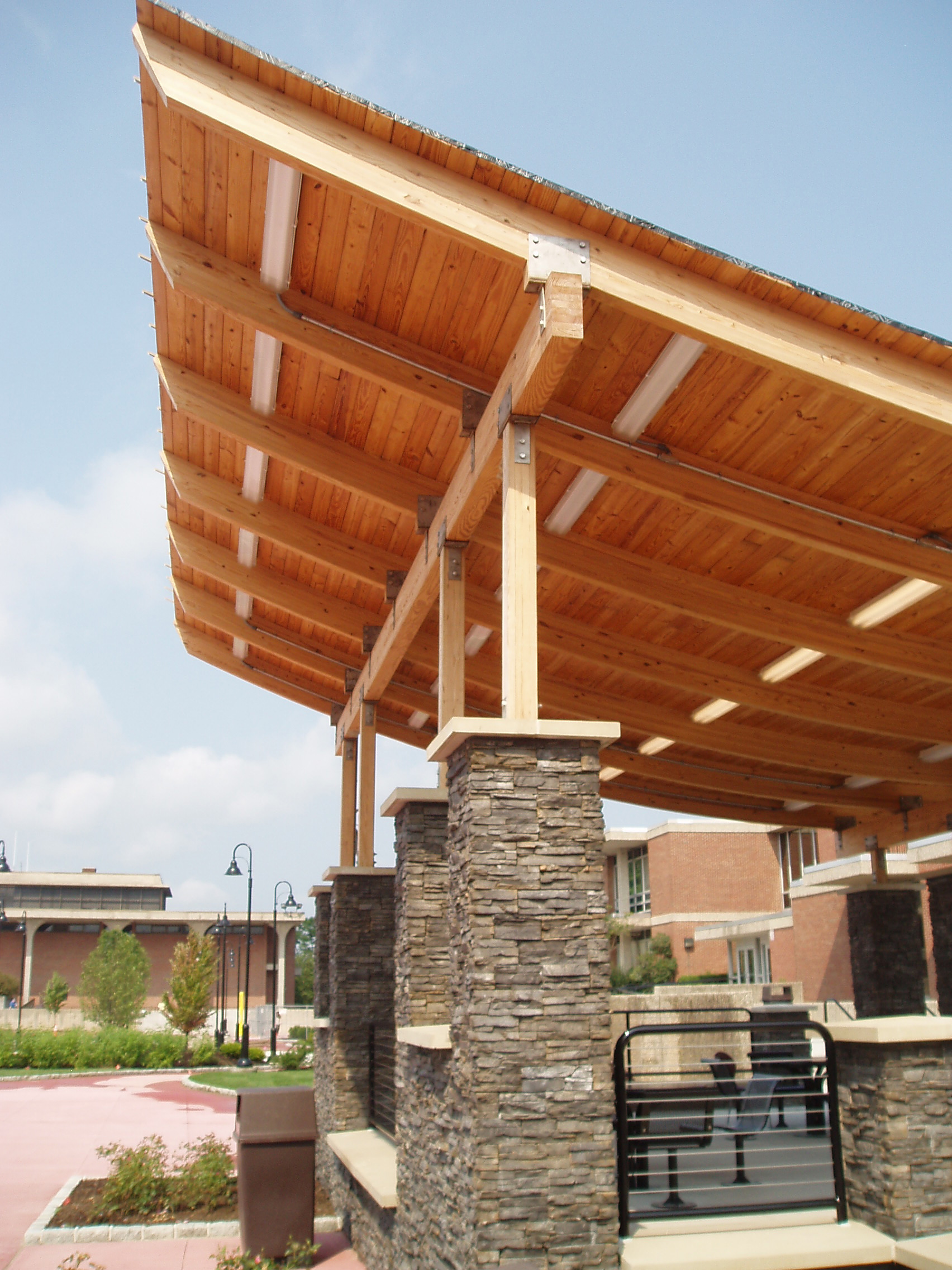 Veterans Plaza, Suffolk County Community College