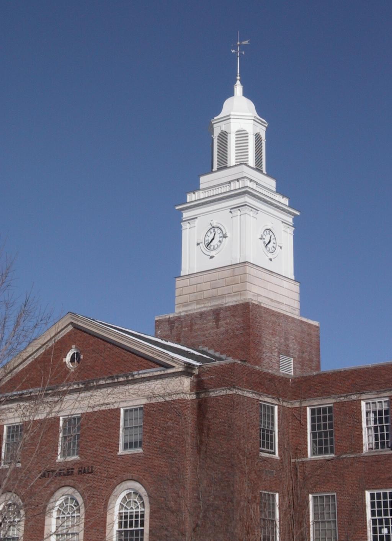 Clocktower, SUNY Potsdam