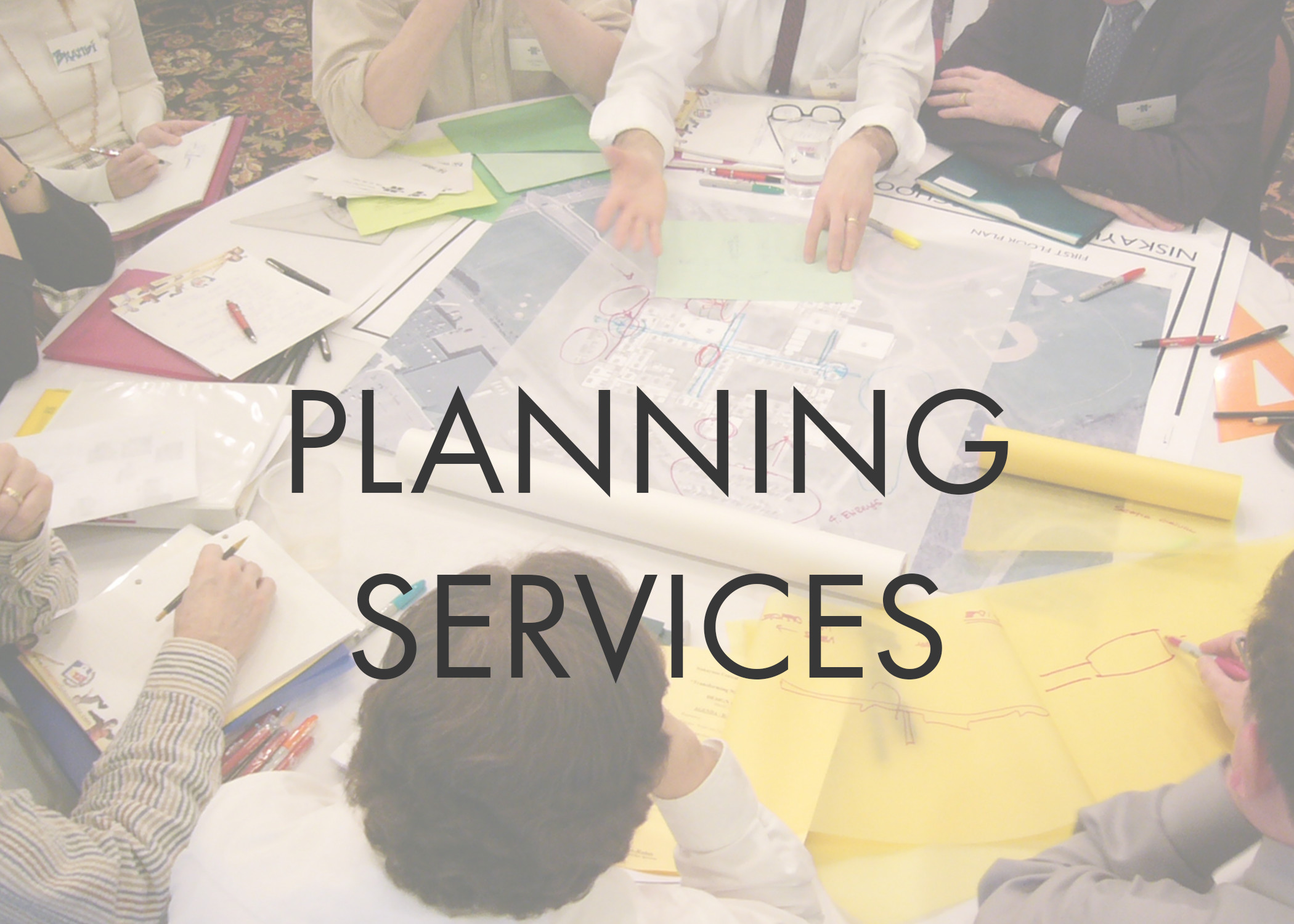 Educational Planning Enrollment Projections Master Planning Feasibility Studies Programming Space Planning Utilization Studies
