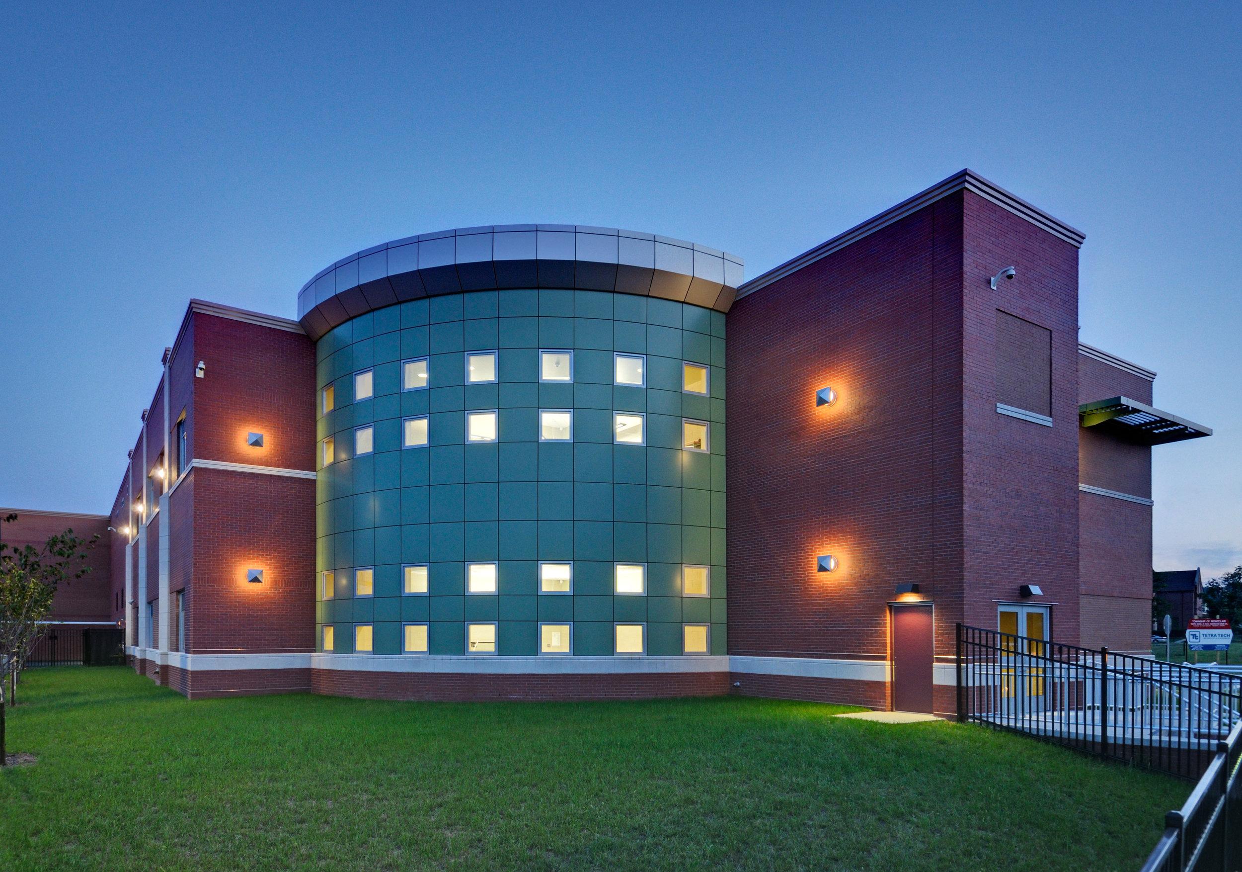 Montclaire, NJ Elementary School:LEED Certifiable