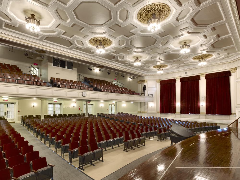 Tarrytown High School Auditorium