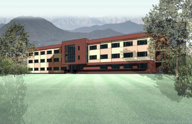 American University of Afganistan Kabul, Women's Dormitory