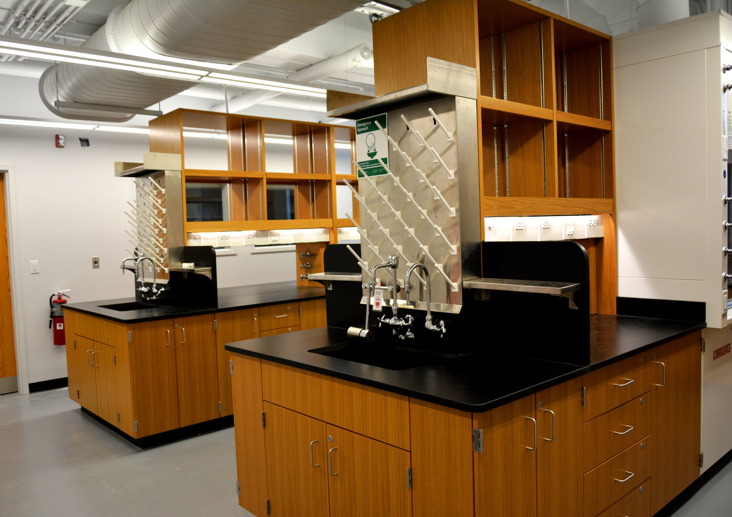 Cornell University Olin Chemistry Lab