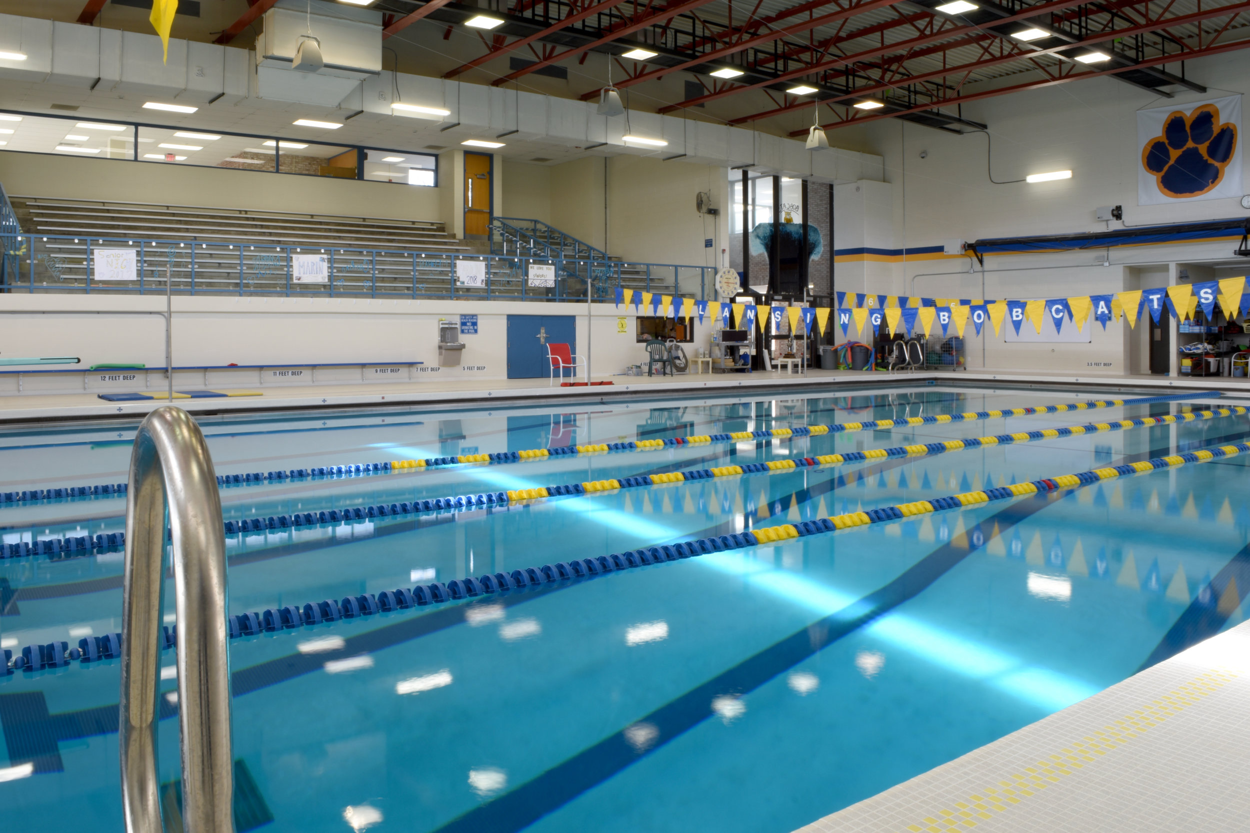 Lansing Central School District Natatorium