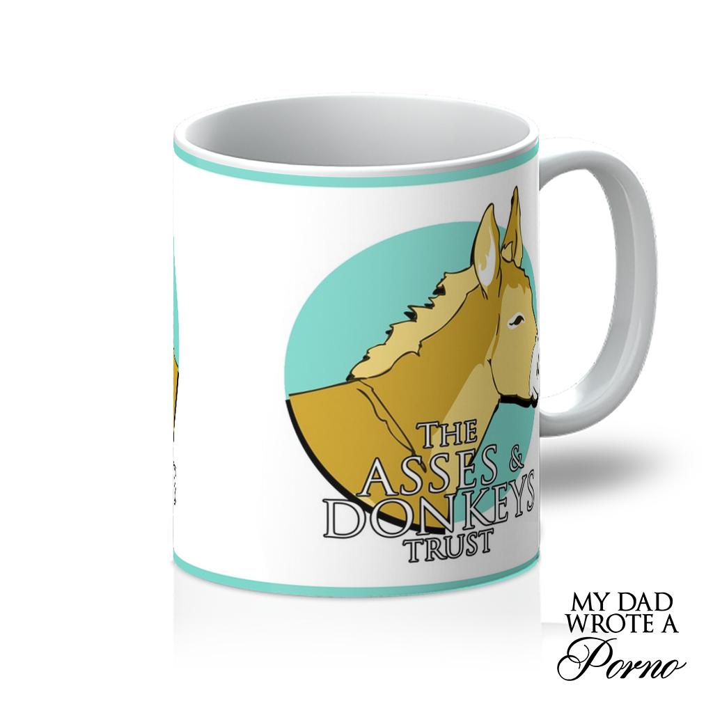 The Asses & Donkeys Trust Mug £12.99
