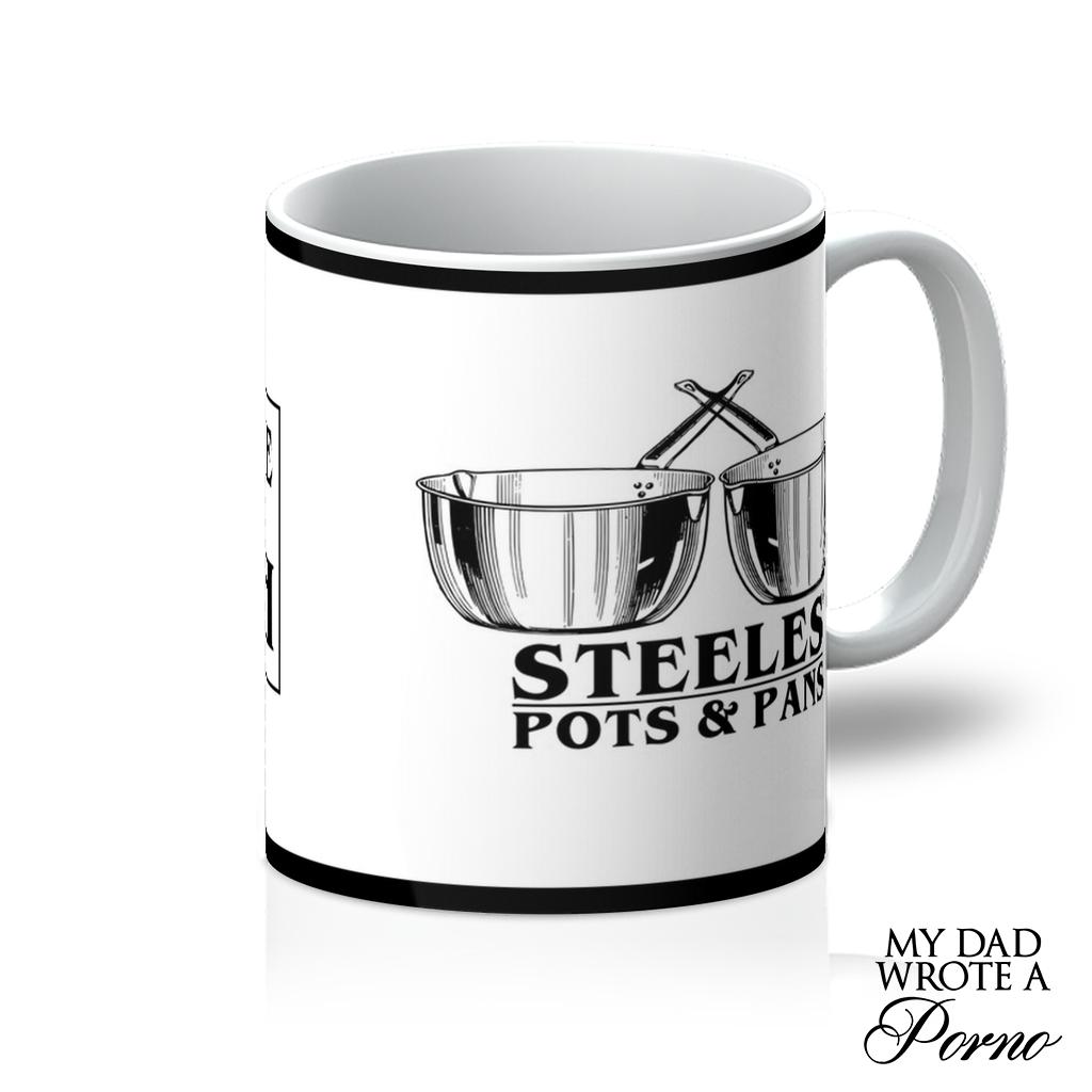 Steeles Pots & Pans Employee Mug £12.99