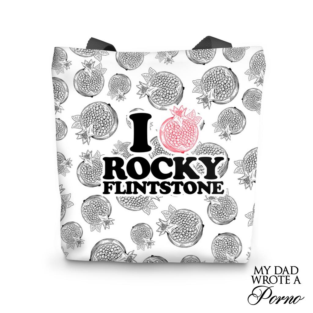 I Pom Rocky Tote Bag £14.99