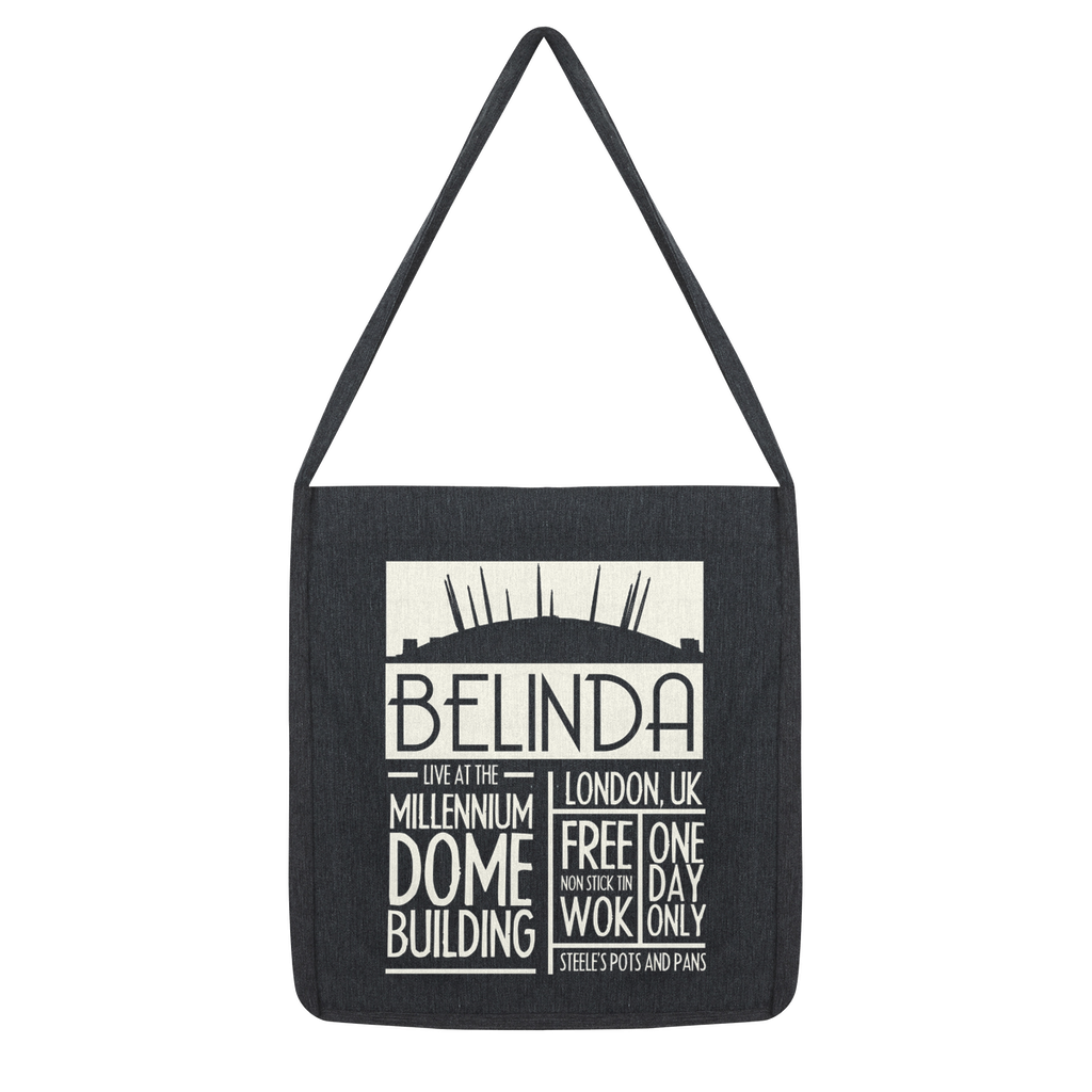 Belinda LIVE Tote Bag £14.99 (Available in 7 Colours)