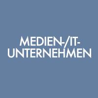 Medien- und IT-Unternehmen - Presseverlage, Radio, TV, Rundfunk, Fernsehen, Online-Portale, Softwarehersteller, Webdeveloper, App-Entwickler, Medienrecht