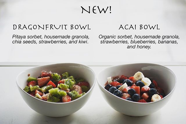 Bowls Served All Day!  #acaibowl #acairoots #coffee #escondido #coffeeroaster #smallbusiness #espresso #coffee☕ #coffeeshop #coffeeshops #coffeeholic #coffeegram #coffee_inst #kettlecoffeeandtea